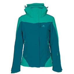 Shop for Salomon Women s Ski Jackets at Skis.com  b705244ce