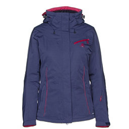 c7c1aa70 Salomon - Fantasy Womens Insulated Ski Jacket