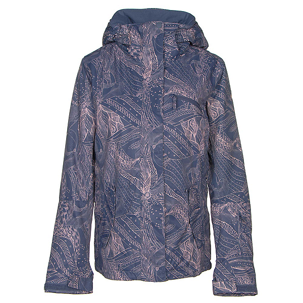 Roxy Jetty Womens Insulated Snowboard Jacket, , 600