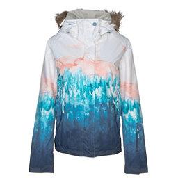 a83fad833a ... Roxy Jet Ski SE w Faux Fur Womens Insulated Snowboard Jacket
