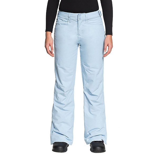 Roxy Backyard Womens Snowboard Pants, Powder Blue, 600