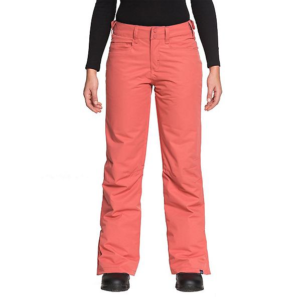 Roxy Backyard Womens Snowboard Pants, Dusty Cedar, 600
