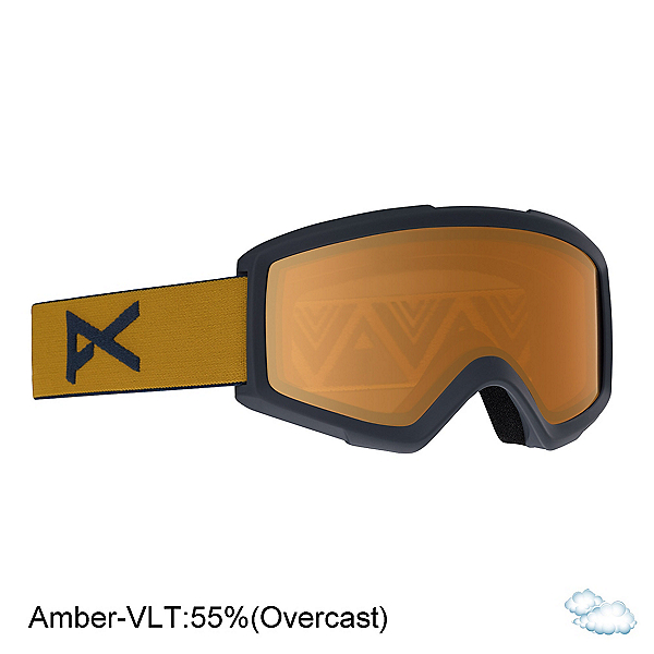 Anon Helix 2.0 Non Mirror Lens Goggles, , 600