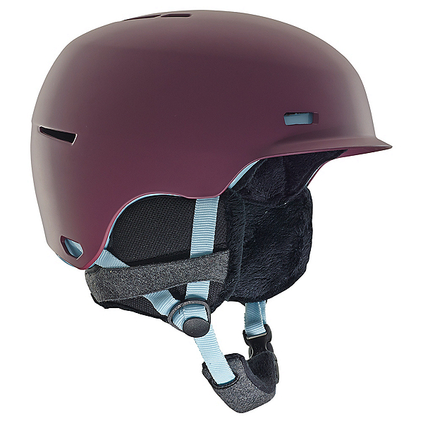 Anon Raven Womens Helmet, Purple, 600