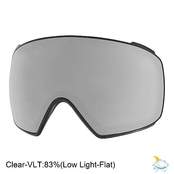 Anon M4 Toric Goggle Replacement Lens 2022, Clear, 600