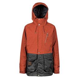 0fa13757a6d L1 Premium Goods Legacy Mens Insulated Snowboard Jacket