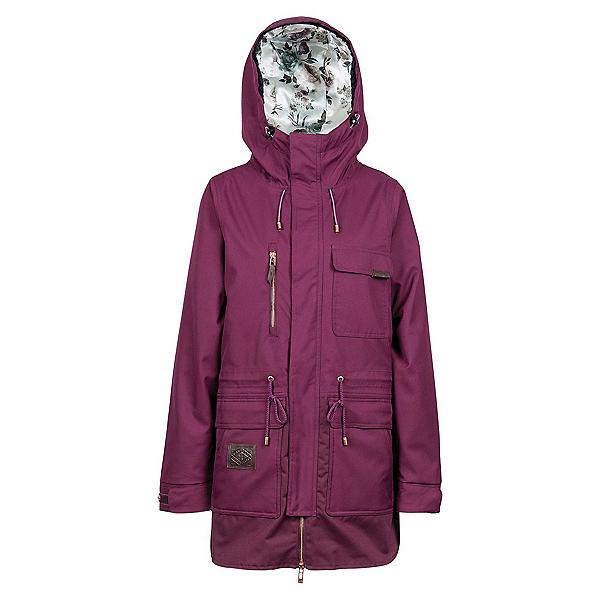 61bfee177 Emma Womens Insulated Snowboard Jacket