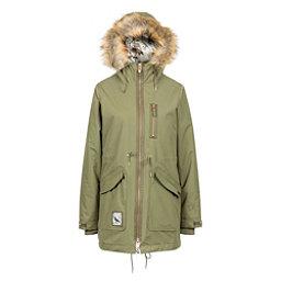 4eb6b6a84c21 ... colorswatch30 L1 Premium Goods Fairbanks w Faux Fur Womens Insulated  Snowboard Jacket