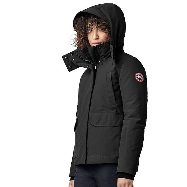 Canada Goose Blakely Parka Womens Jacket, Black, 600