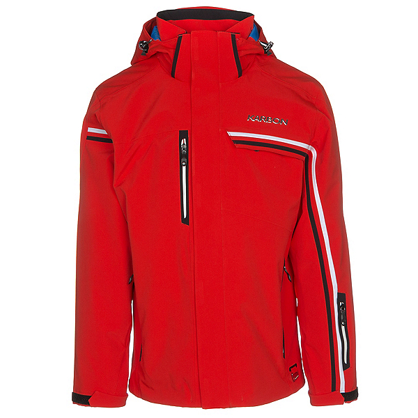 f79d3cb138 Karbon Apollo Mens Insulated Ski Jacket 2019