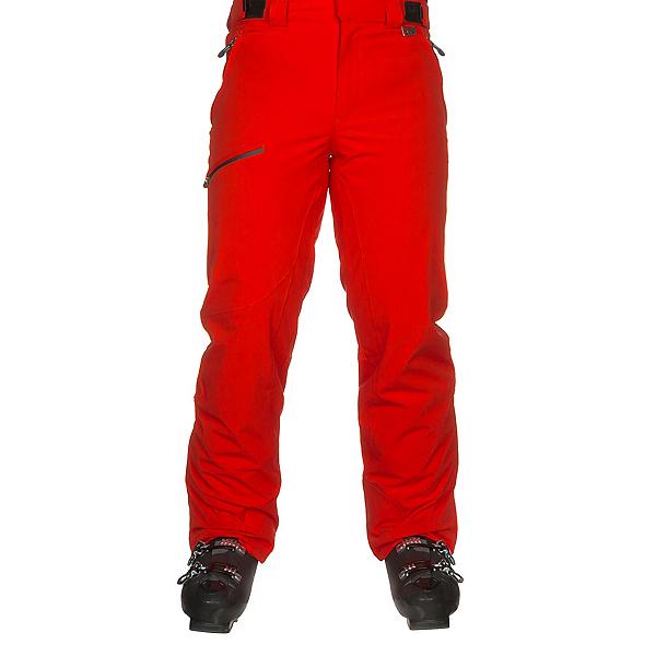Karbon Triton Mens Ski Pants 2019, Fire-Black, 600