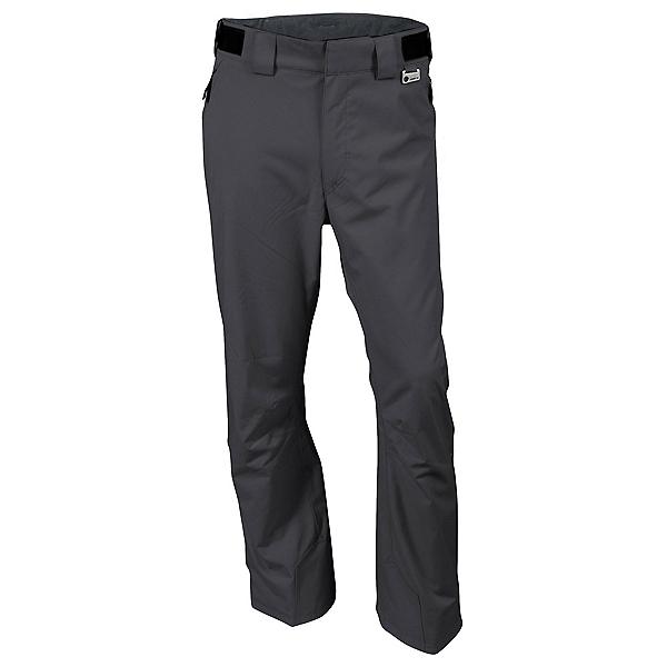 Karbon Silver II Trim Short Mens Ski Pants, Anvil, 600