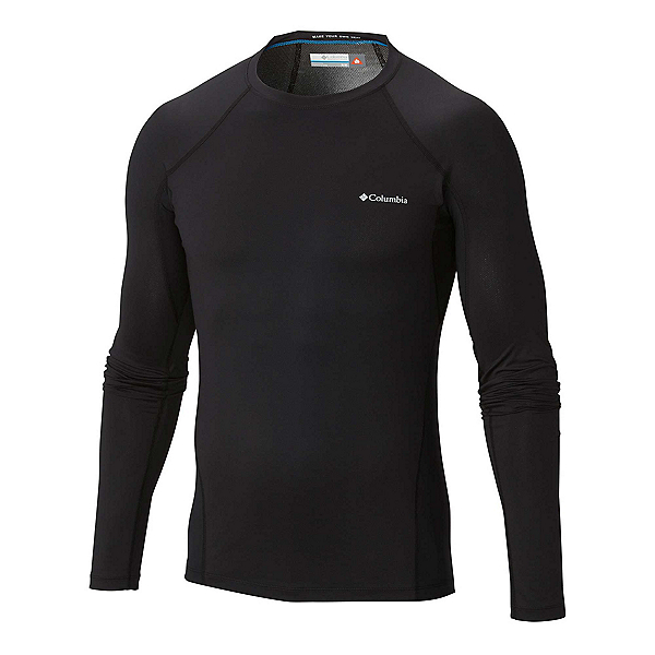 Columbia Midweight Stretch Tall Mens Long Underwear Top, , 600