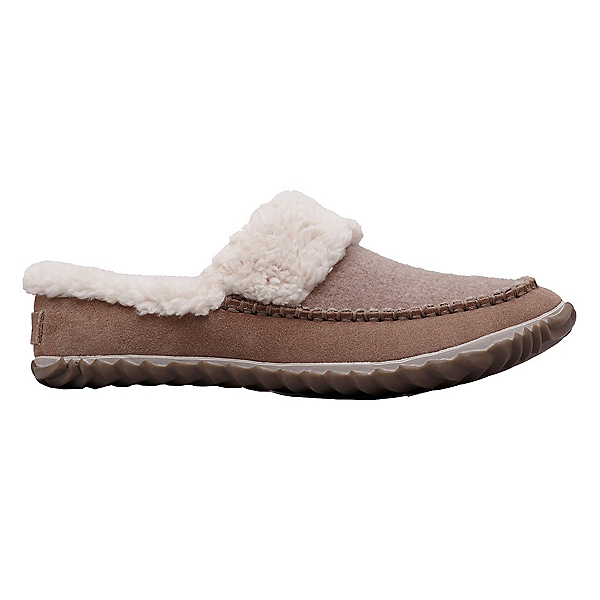 Sorel Out 'N About Slide Womens Slippers, Ash Brown Fawn, 600