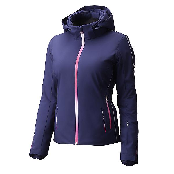 Descente Brynn Womens Insulated Ski Jacket, Dark Night, 600