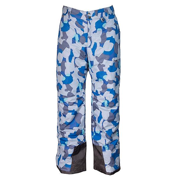Arctix Classic Series Mens Ski Snowboard Pants Blue Geo Camo, , 600