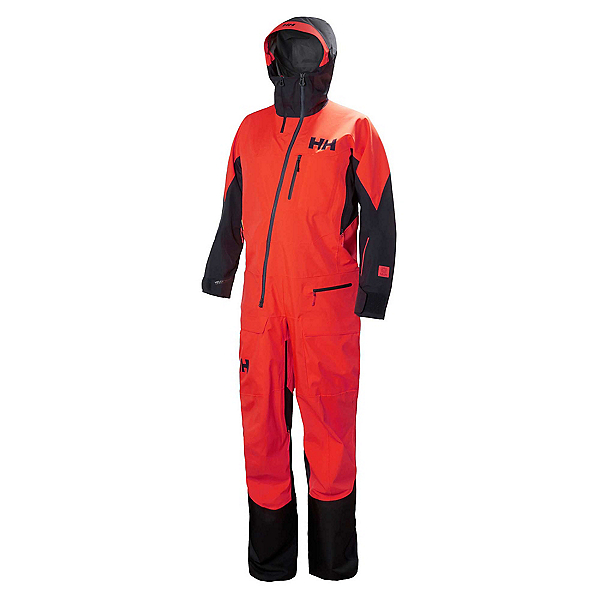 Helly Hansen ULLR Powder Mens One Piece Ski Suit, , 600