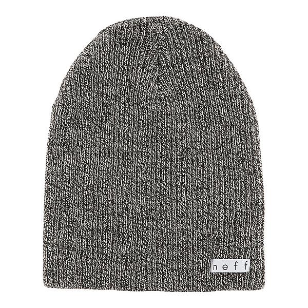 NEFF Daily Heather Hat 2022, Black-White, 600