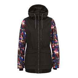 O Neill Hybrid Culture Womens Insulated Snowboard Jacket 59954143e