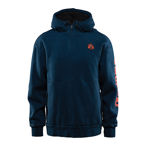ThirtyTwo Stamped Pullover Mens Hoodie, , 600