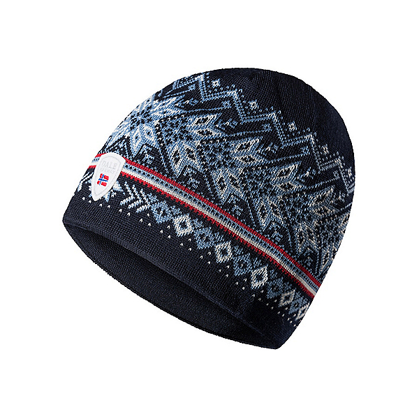 Dale Of Norway Hovden Hat 2020, Navy-Off White-Blue Shadow-Ras, 600