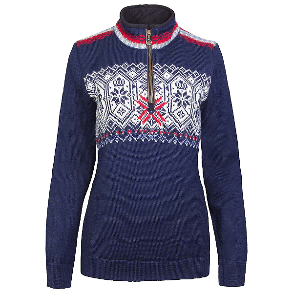 Dale Of Norway Norge Feminine Womens Sweater, , 600