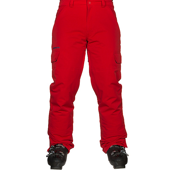Armada Union Insulated Mens Ski Pants 2019, Red Chili, 600