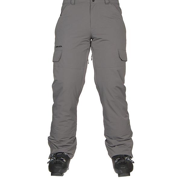 Armada Union Insulated Mens Ski Pants, Slate, 600
