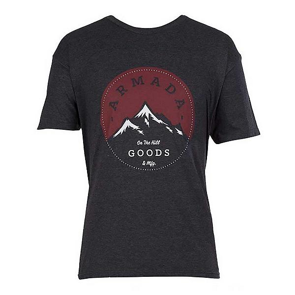Armada Peak T-Shirt, Charcoal, 600