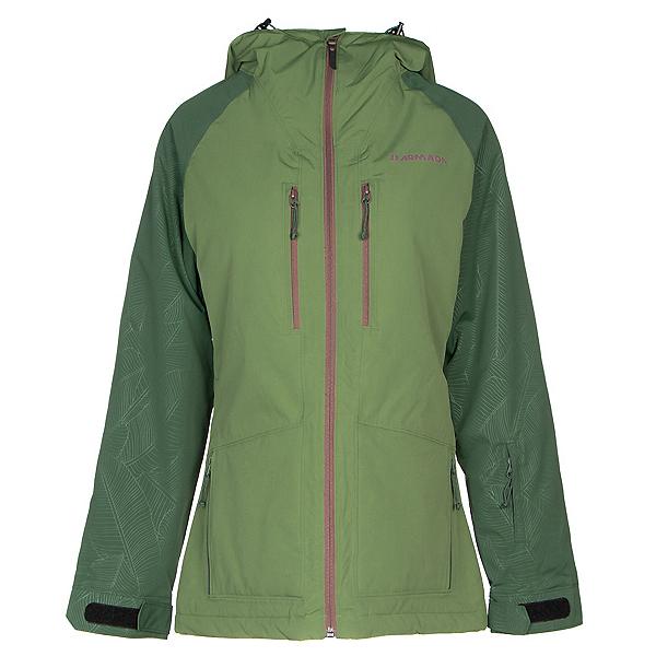 Armada Stadium Womens Insulated Ski Jacket, Sage, 600