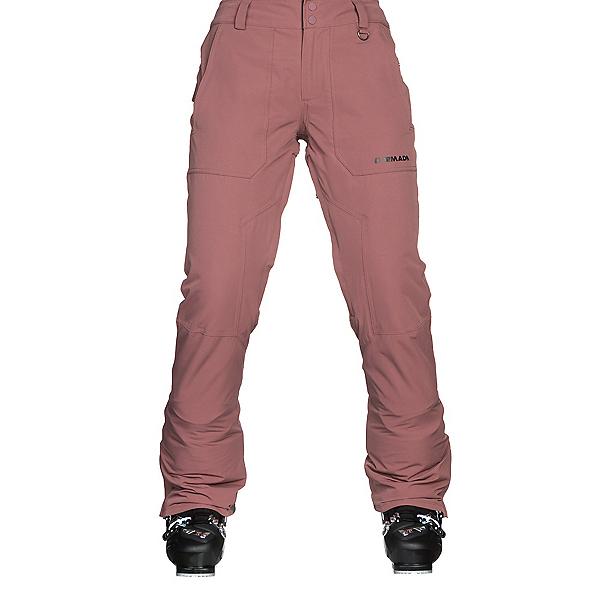 Armada Lenox Insulated Womens Ski Pants 2019, Mauve, 600