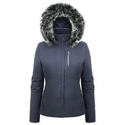 540c073936 Poivre Blanc Faux Fur Stretch Womens Insulated Ski Jacket