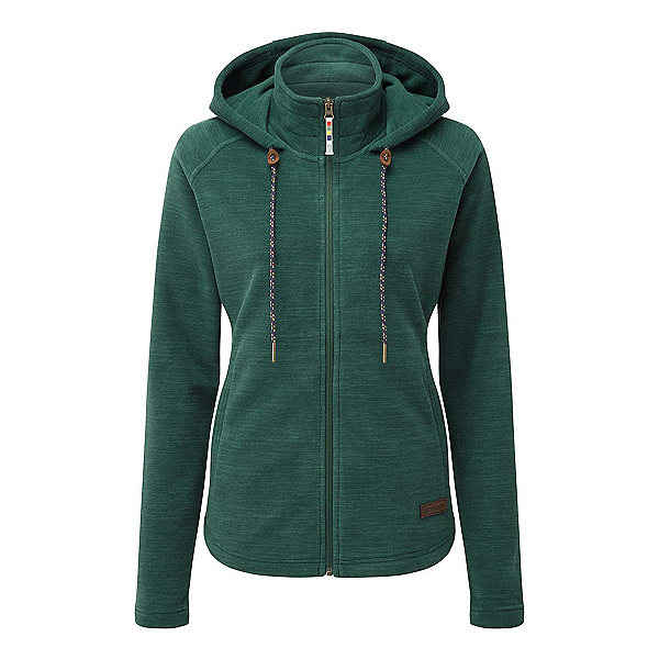 Sherpa Sonam Hooded Womens Jacket, Rathna Green, 600