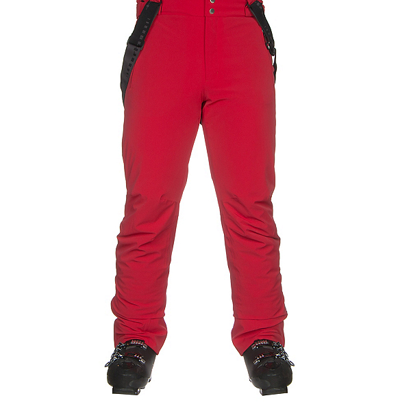 Rh+ Logic Evo Mens Ski Pants, Red, 600