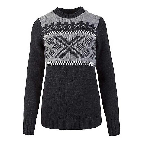 Dale Of Norway Skigard Feminine Womens Sweater 2018, Dark Charcoal-Off White-Smoke, 600