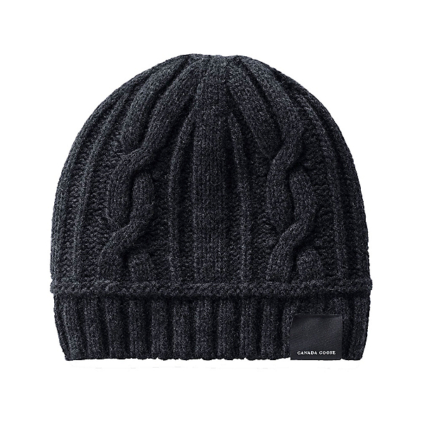 Canada Goose Cable Toque Womens Hat 2020, Navy, 600