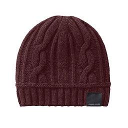 173d3ae04ac60 Canada Goose Cable Toque Womens Hat, Elderberry, 256