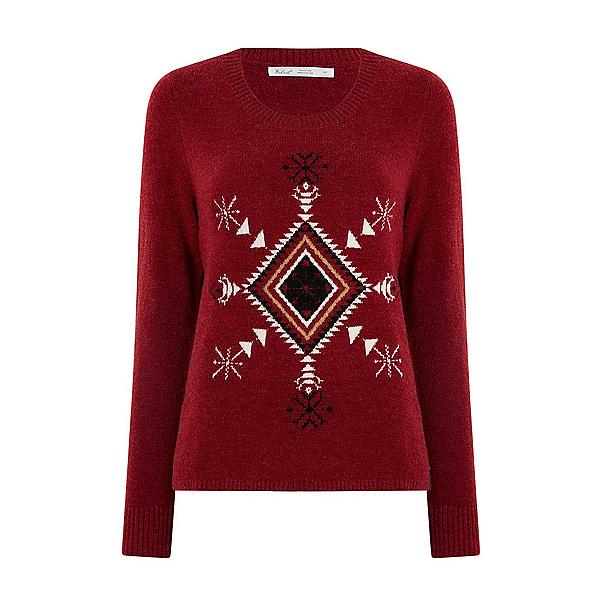 Woolrich Motif Womens Sweater 2019, , 600