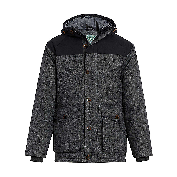 Woolrich Bitter Chill Wool Loft Mens Jacket, , 600
