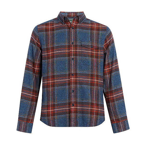 Woolrich Eco Rich Twisted Rich II Mens Flannel Shirt, , 600