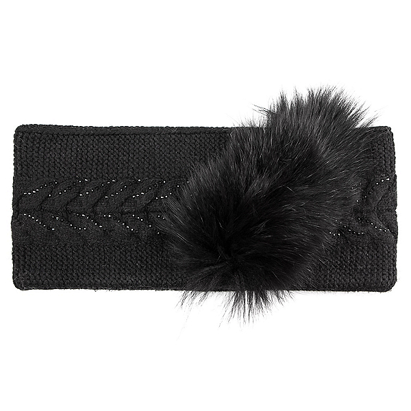 Mitchies Matchings Leaf Rhinestone Womens Headband 2019, , 600