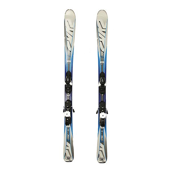 Used 2015 K2 Konic RX Skis With L10 Bindings A Nice Starter Set SALE, , 600