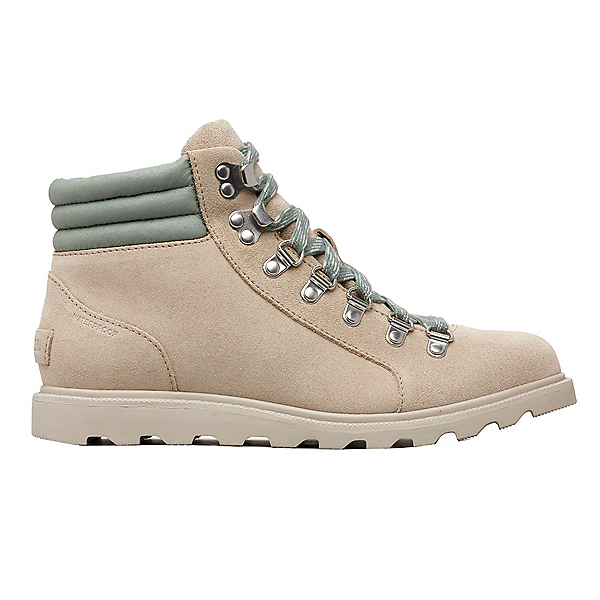 Sorel Ainsley Conquest Womens Boots, Oatmeal, 600
