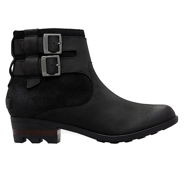 Sorel Lolla Bootie Womens Boots, Black Kettle, 600