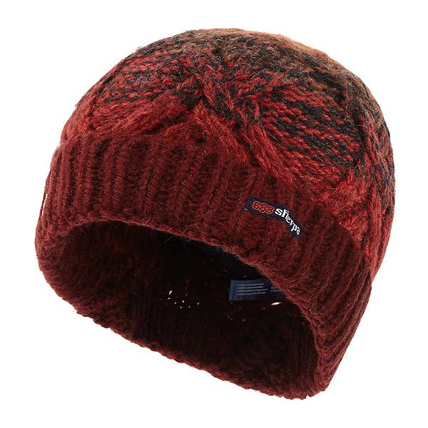 Sherpa Shambala Hat, Potala Red, 600