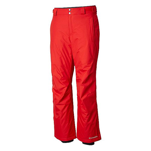 Columbia Bugaboo II Plus Mens Ski Pants, Red Spark, 600