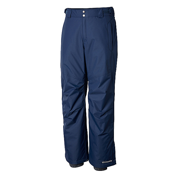 Columbia Bugaboo II Plus Short Mens Ski Pants 2019, Collegiate Navy, 600