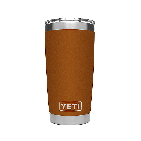 YETI Rambler 20 with MS Lid, Clay, 600