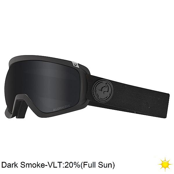Dragon D3 OTG Goggles, Murdered-Dark Smoke, 600