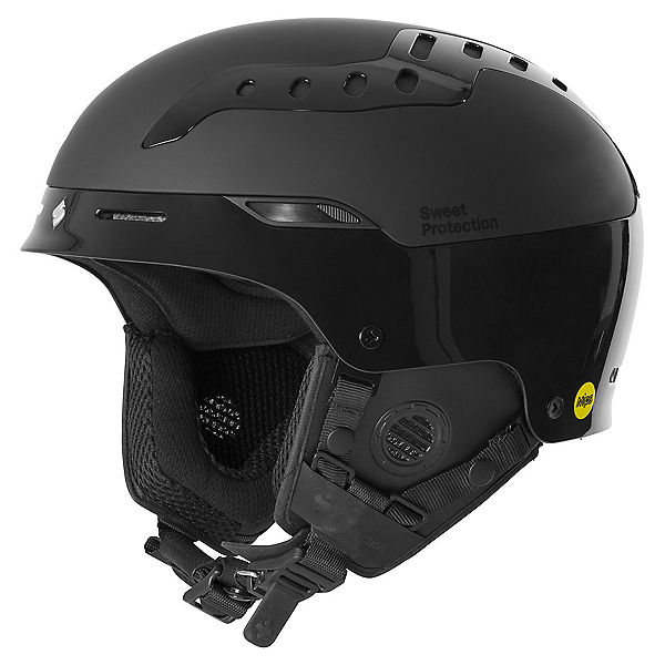 Sweet Protection Switcher MIPS Helmet 2020, Gloss Black, 600